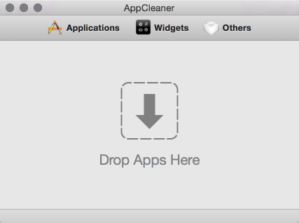 You can drag and drop an app from the Applications folder and AppCleaner will search for all related files.