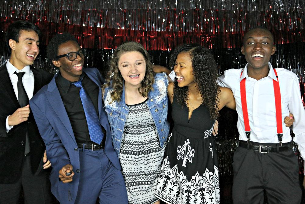 Clark HS Band Banquet 2015