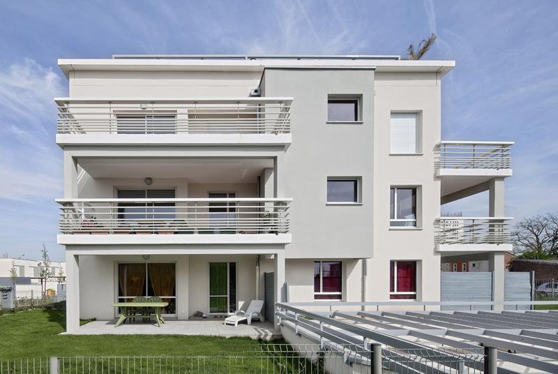 Amiens - Watteau - Collectif 14 Logements