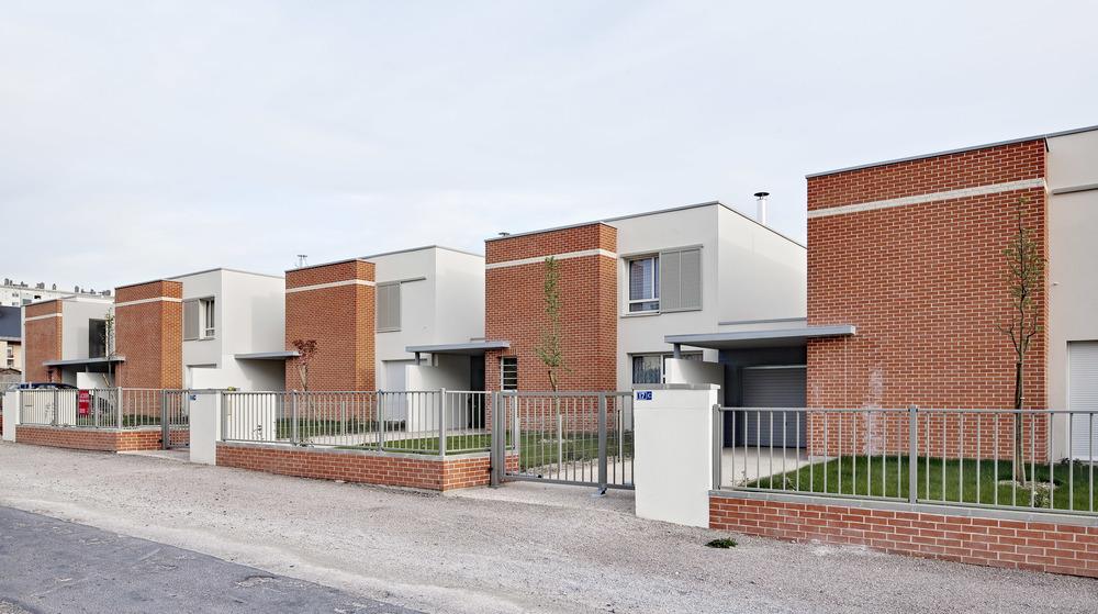 Amiens-Watteau - 10 Maisons