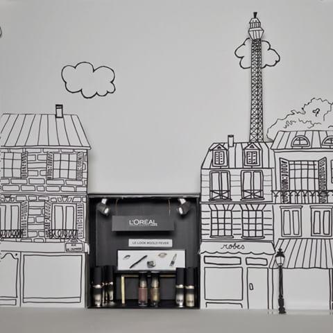 Projet :  Réalisation du dossier Technique et Architectural du 1er magasin L'OREAL à Paris pour l'agence CBA DESIGN mandataires et concepteur du projet  Architecte :  CBA DESIGN mandataire - Roger Elbaz Architecte intervenant  Surface :  100 m2  Budget  : 300 K€  Livraison :  Septembre 2016  Crédit  : CBA