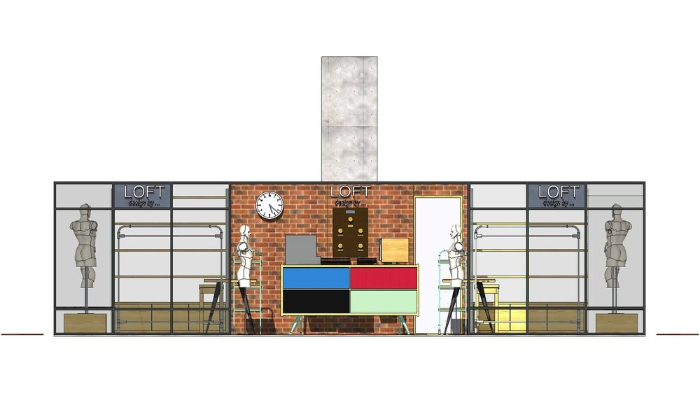 Loft Design By - Seoul