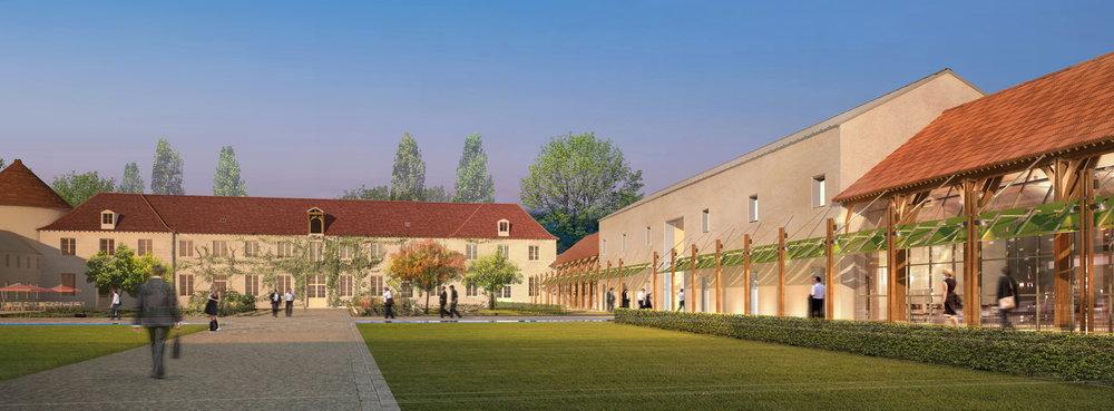 Centre événementiel - Croissy Beaubourg