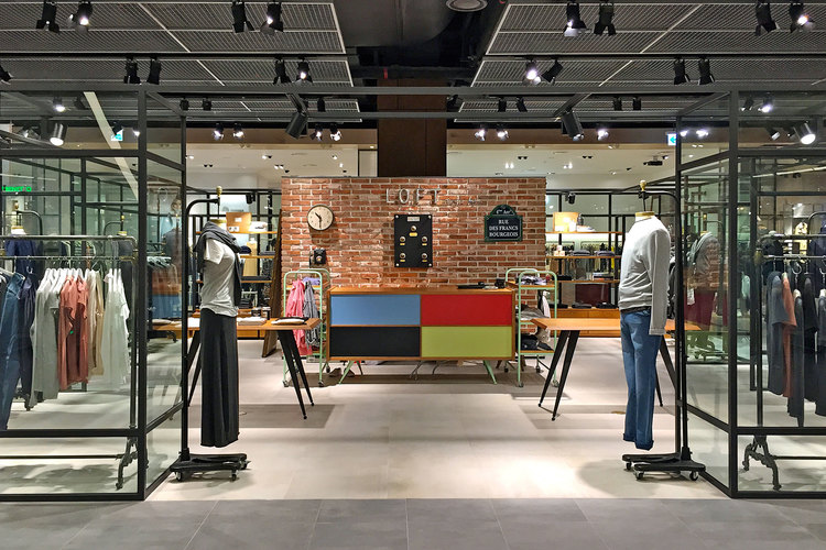 Magasin Loft Design By - Seoul