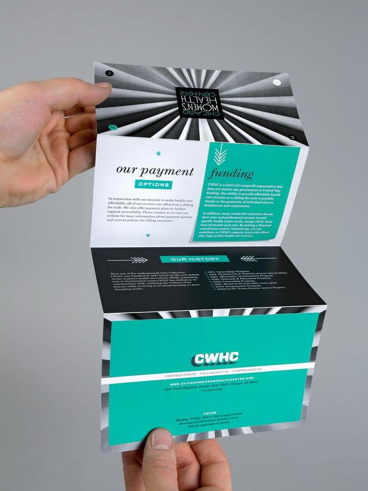 4 alternatives to a standard tri fold brochure noelle mullins