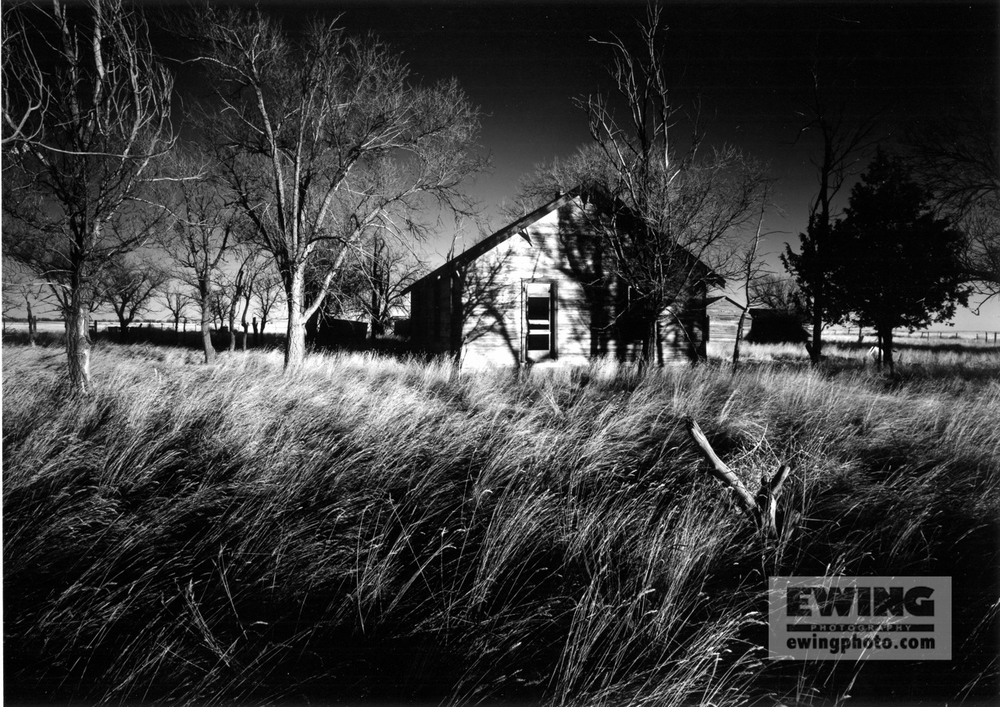 Abandoned House Pawnee Grasslands, Colorado