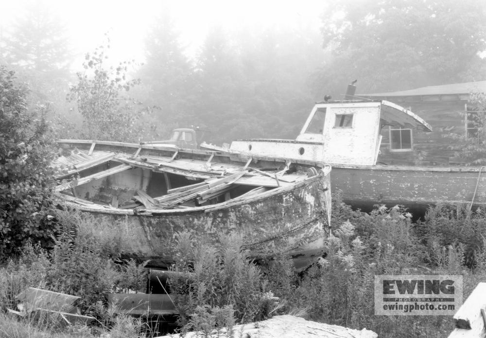 Andrew's Boatyard Sorrento, Maine