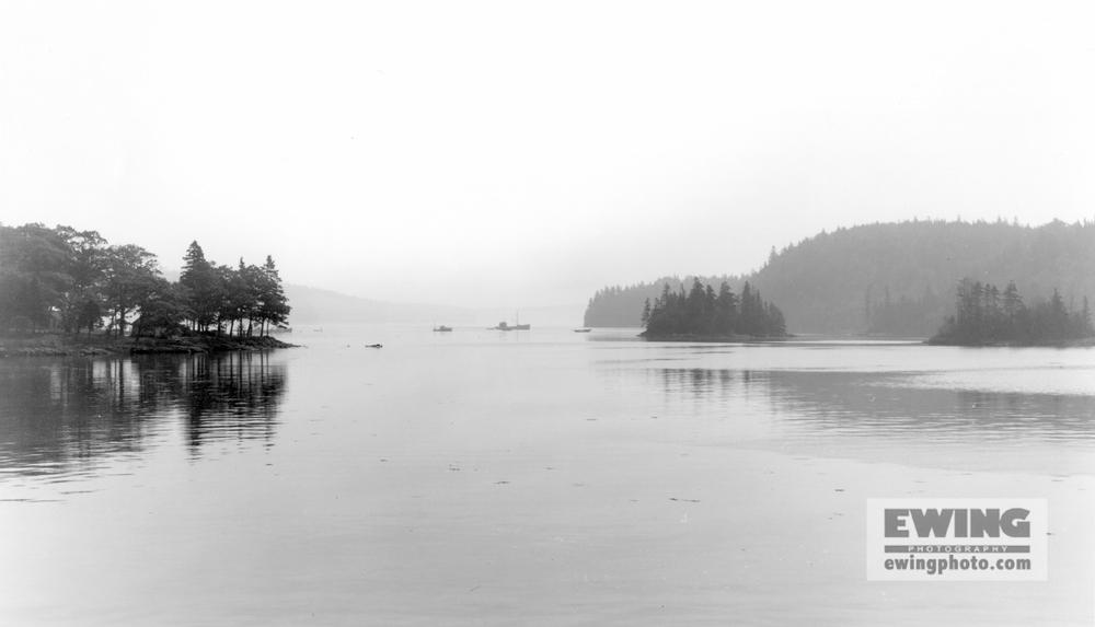 Salt & Pepper & Preble Island Sorrento, Maine