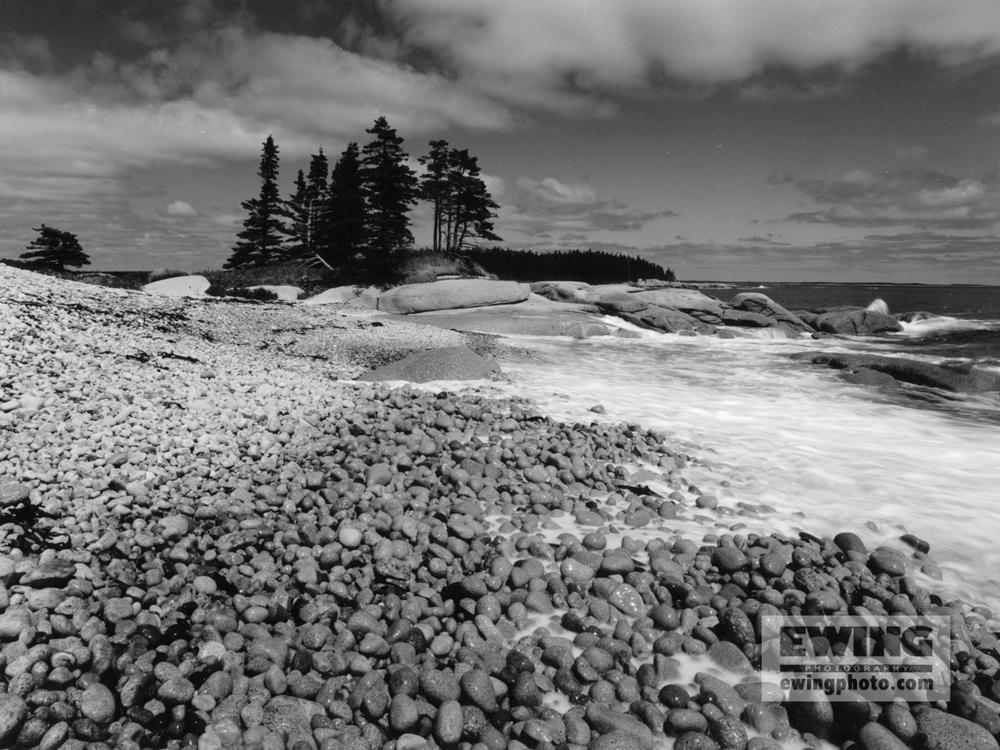 High Tide, Bar Island Corea, Maine