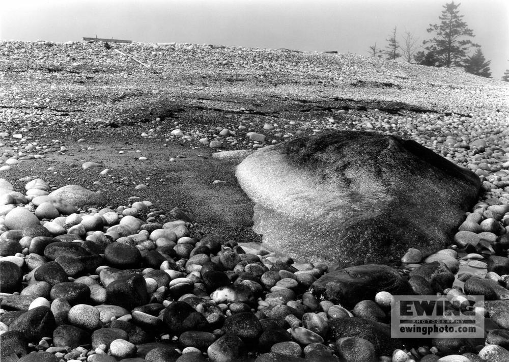 Mushroom Rock, Bar Island Corea, Maine