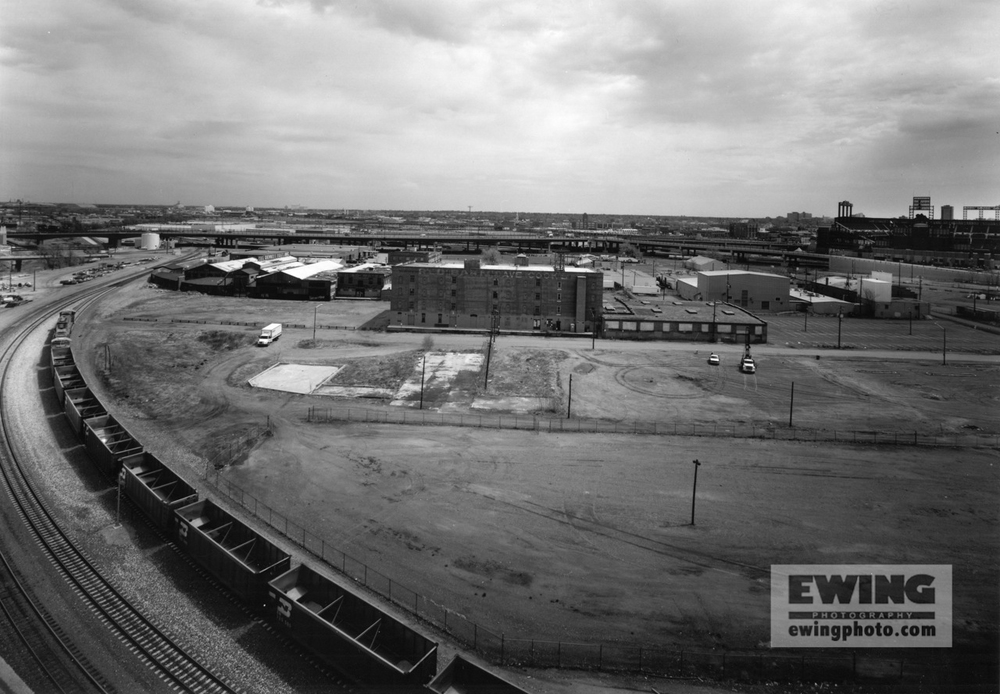 Platte Valley Rail Yards Denver Colorado #76899