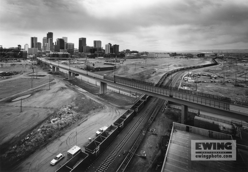 Platte Valley Rail Yards Denver Colorado