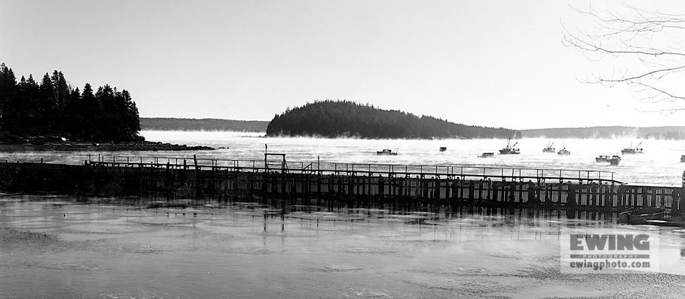 Lobster Pound, Sea Smoke Sorrento, Maine