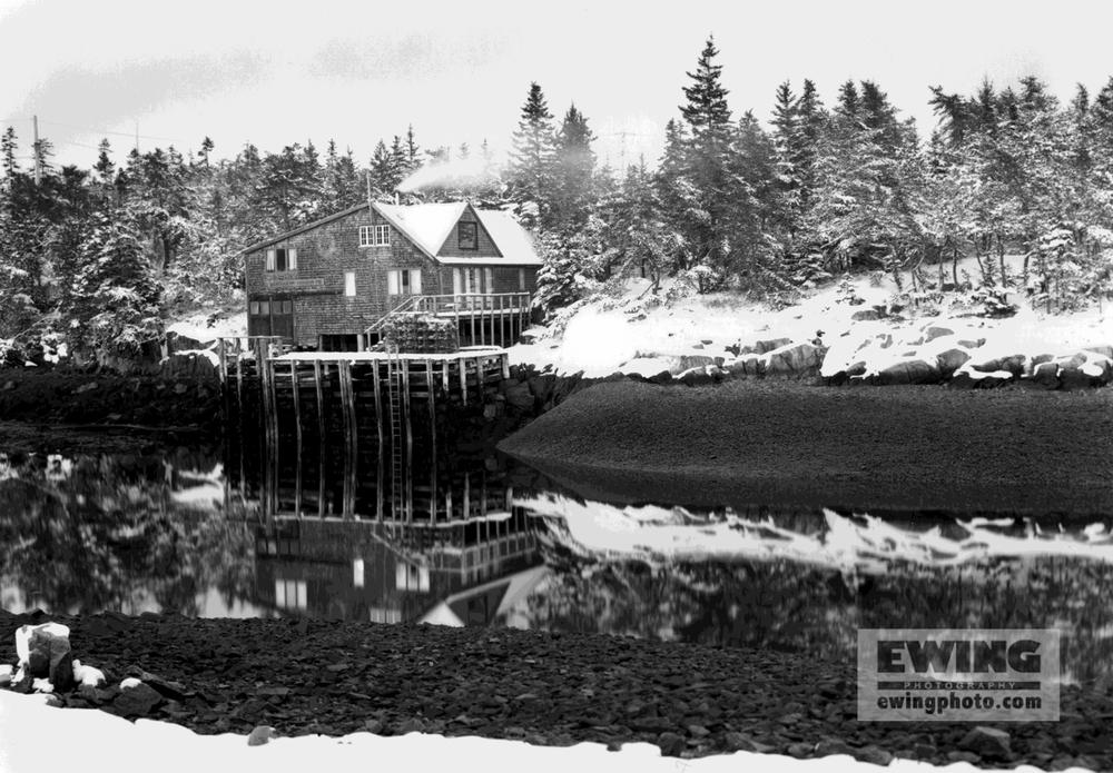 Bunker's Harbor Schoodic Peninsula, Maine