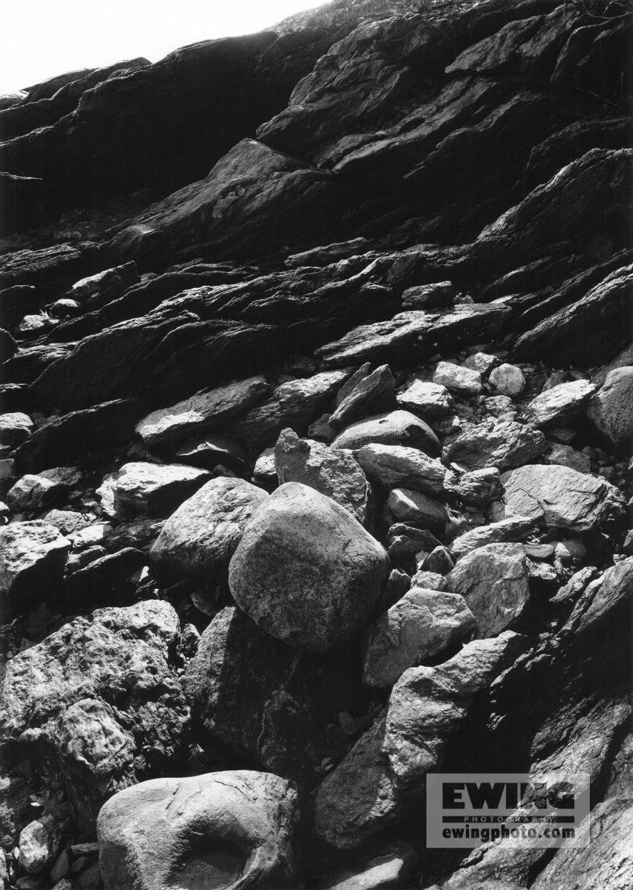 Little Johns Island, South Side Shore Rocks, Maine #156007
