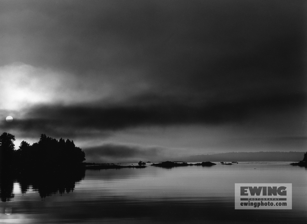 Sunrise East Harbour Sorrento, Maine