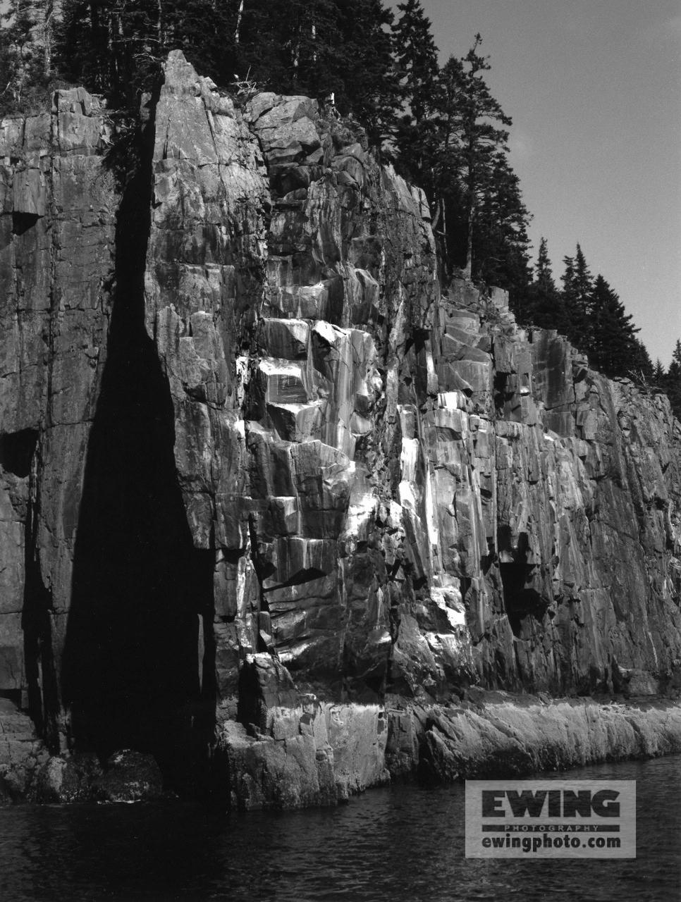 Ironbound Island Frenchman Bay Maine  B18-P23-#8-13