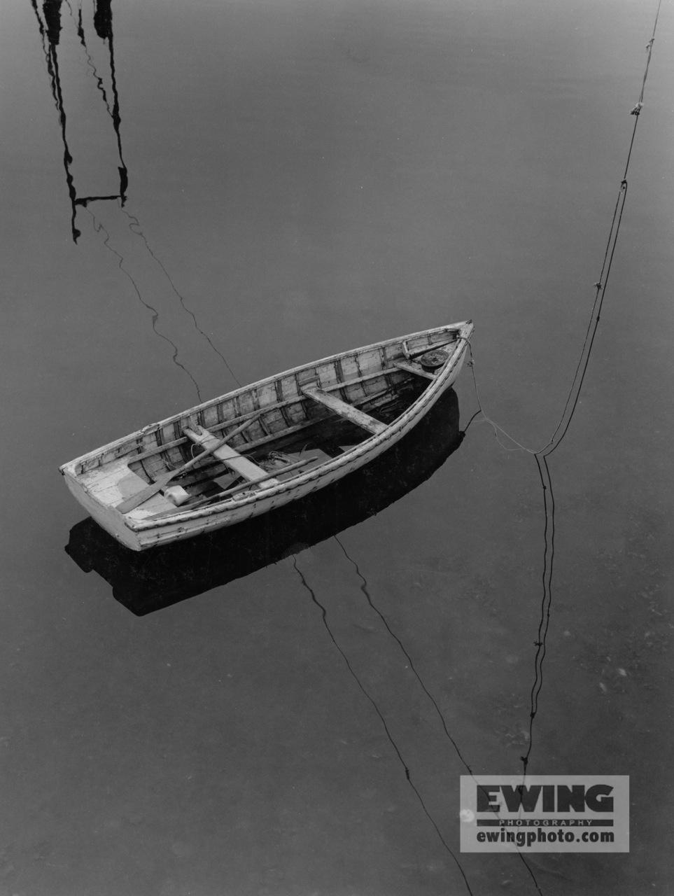 West's Rowboat Sorrento, Maine