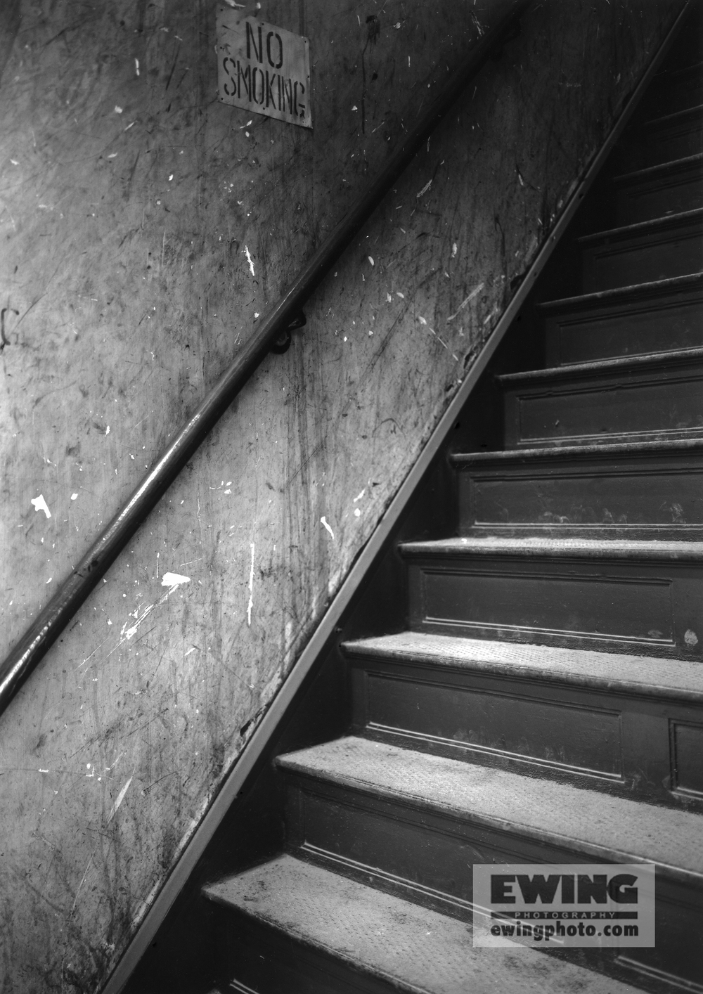 Stairs – Union Station, Denver, CO