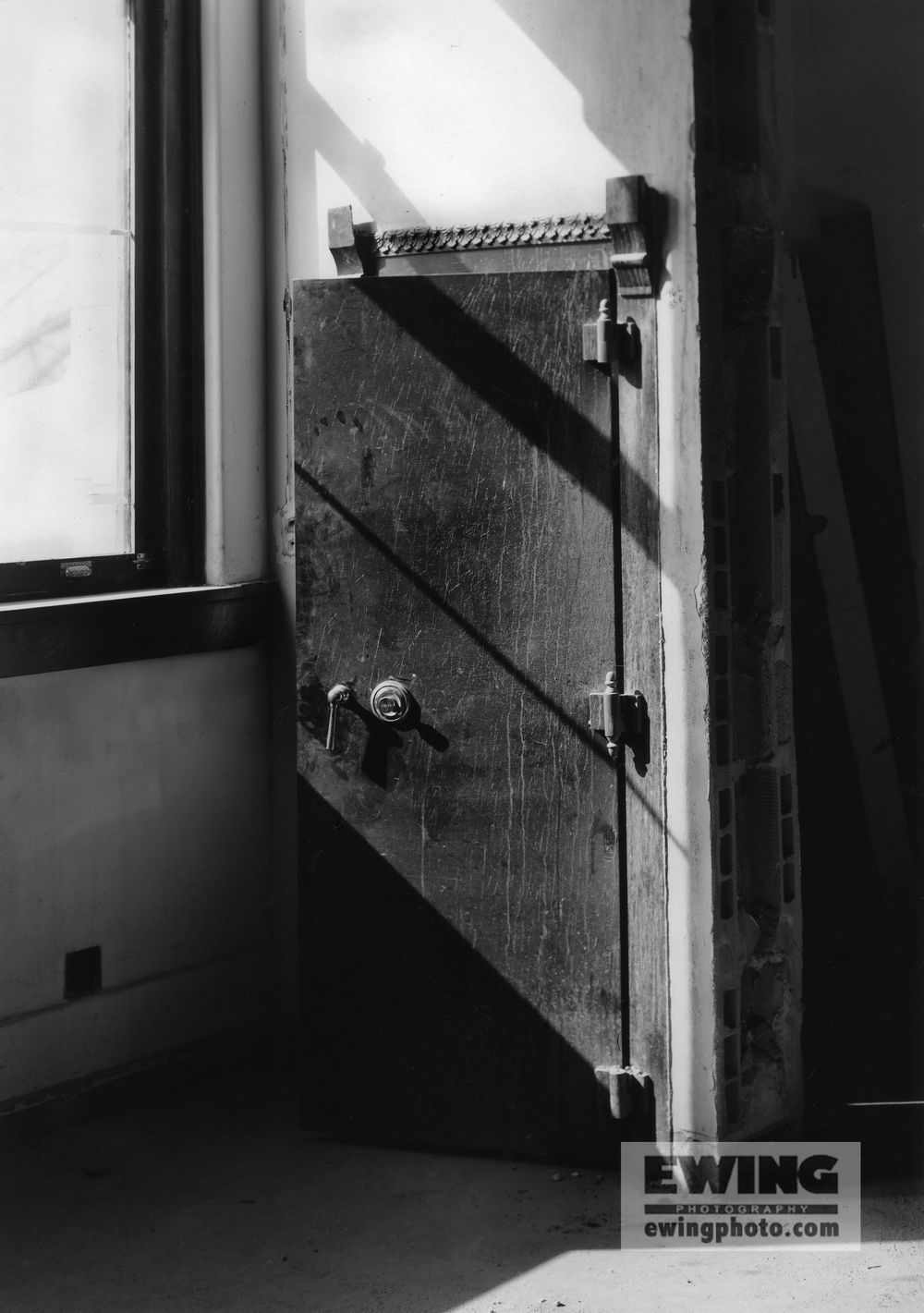 Safe Door – Union Station, Denver, CO