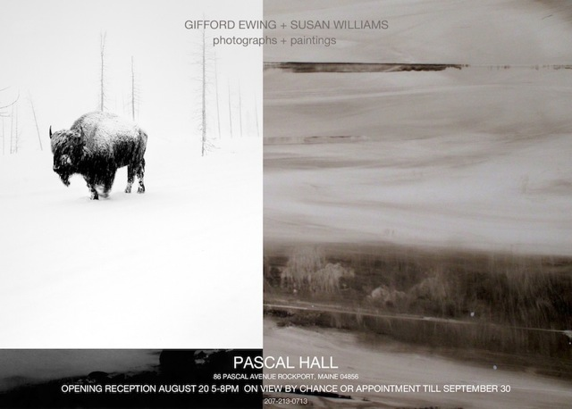 Pascal Hall Gallery Opening