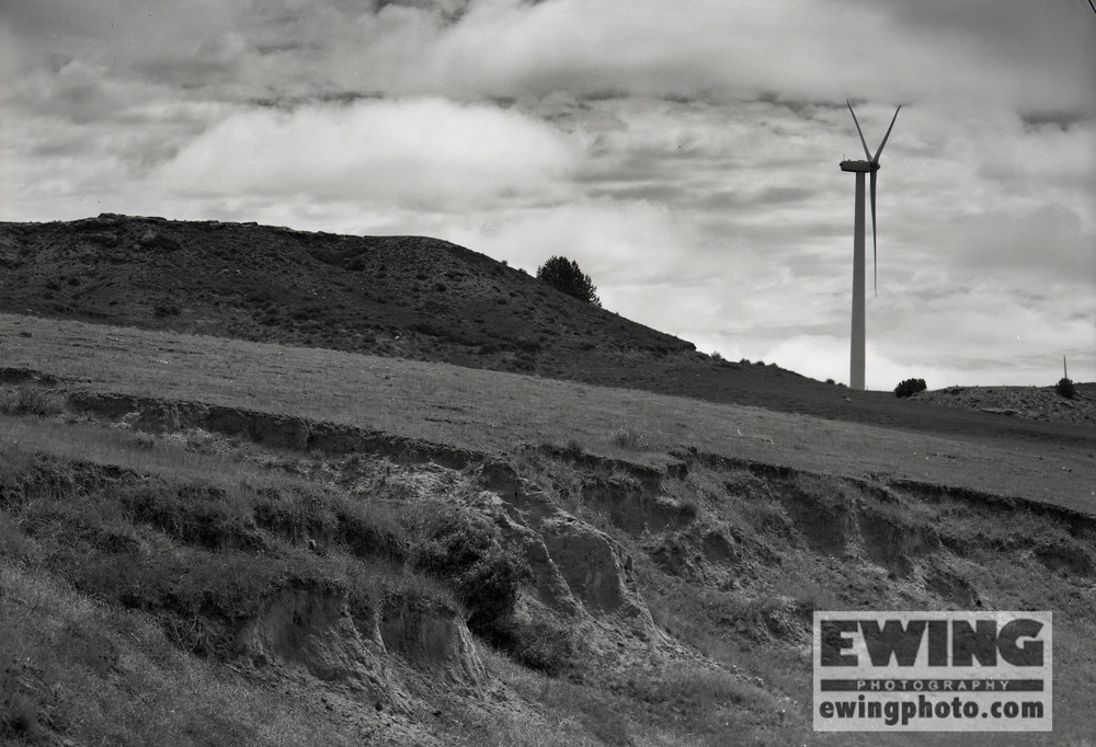 Cedar Creek Wind Farm, Pawnee Buttes, Colorado