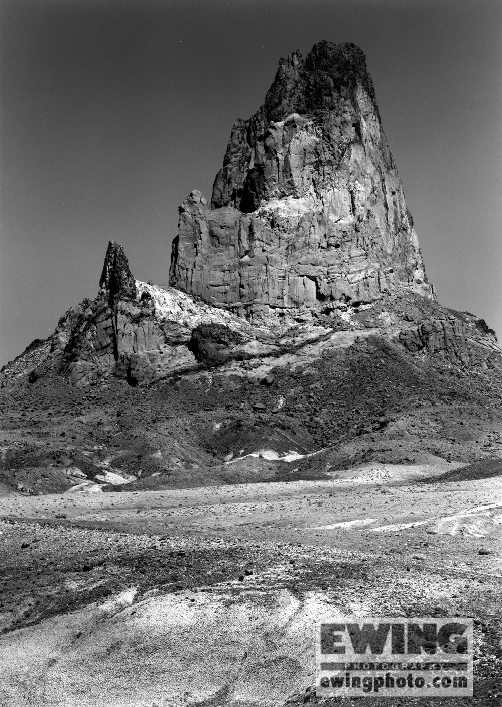 Chiastla Butte, Monument Valley, Arizona