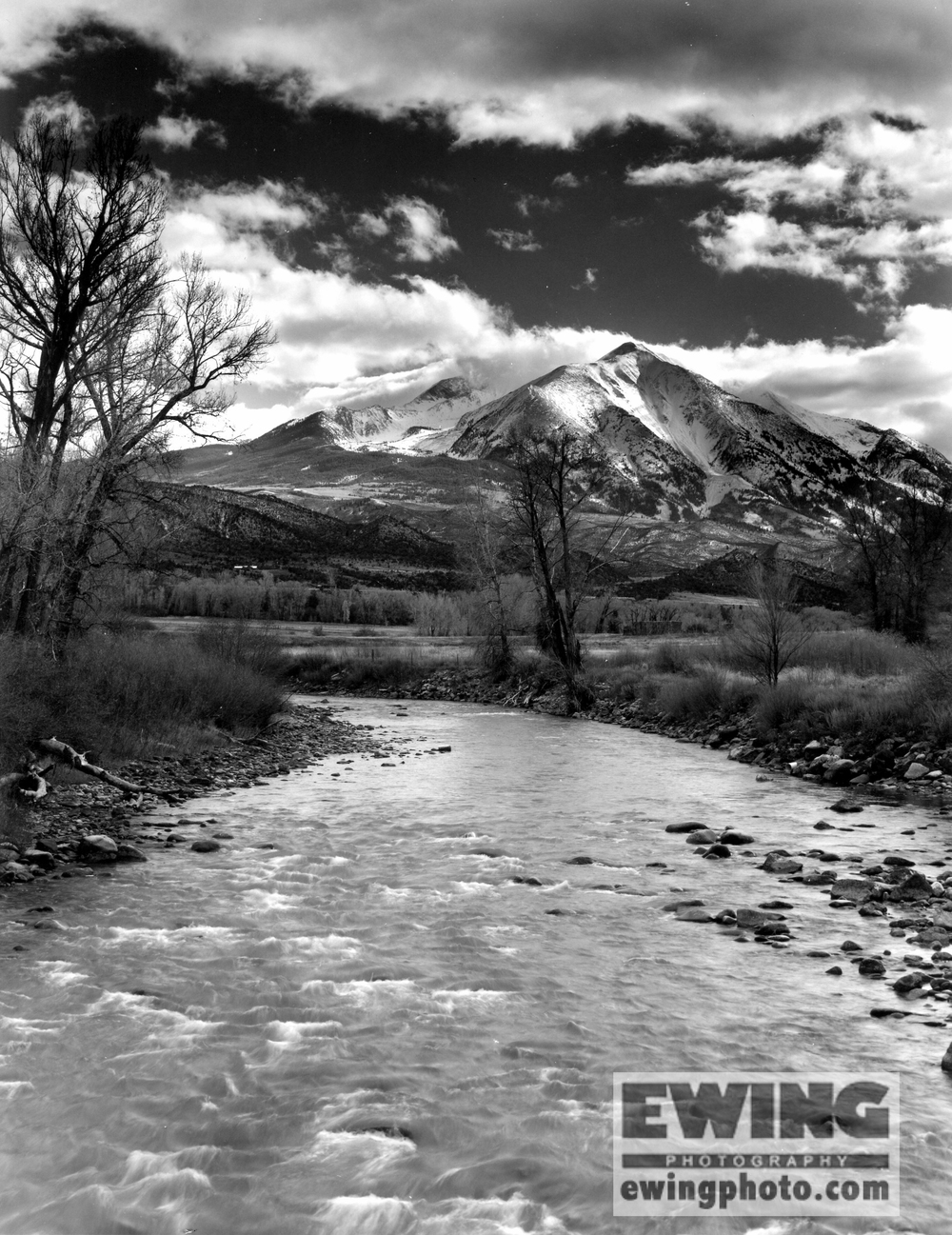 Crystal River & Mt. Sopris Colorado