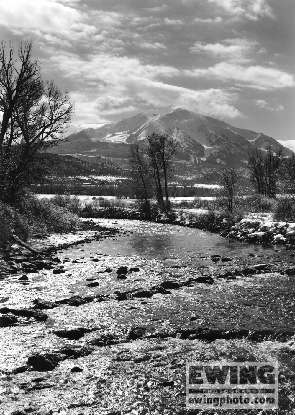 Crystal River & Mt. Sopris, Colorado