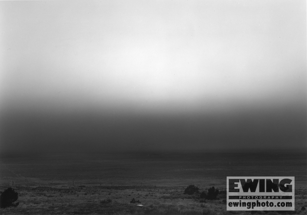Dust Storm, San Luis Valley, Colorado
