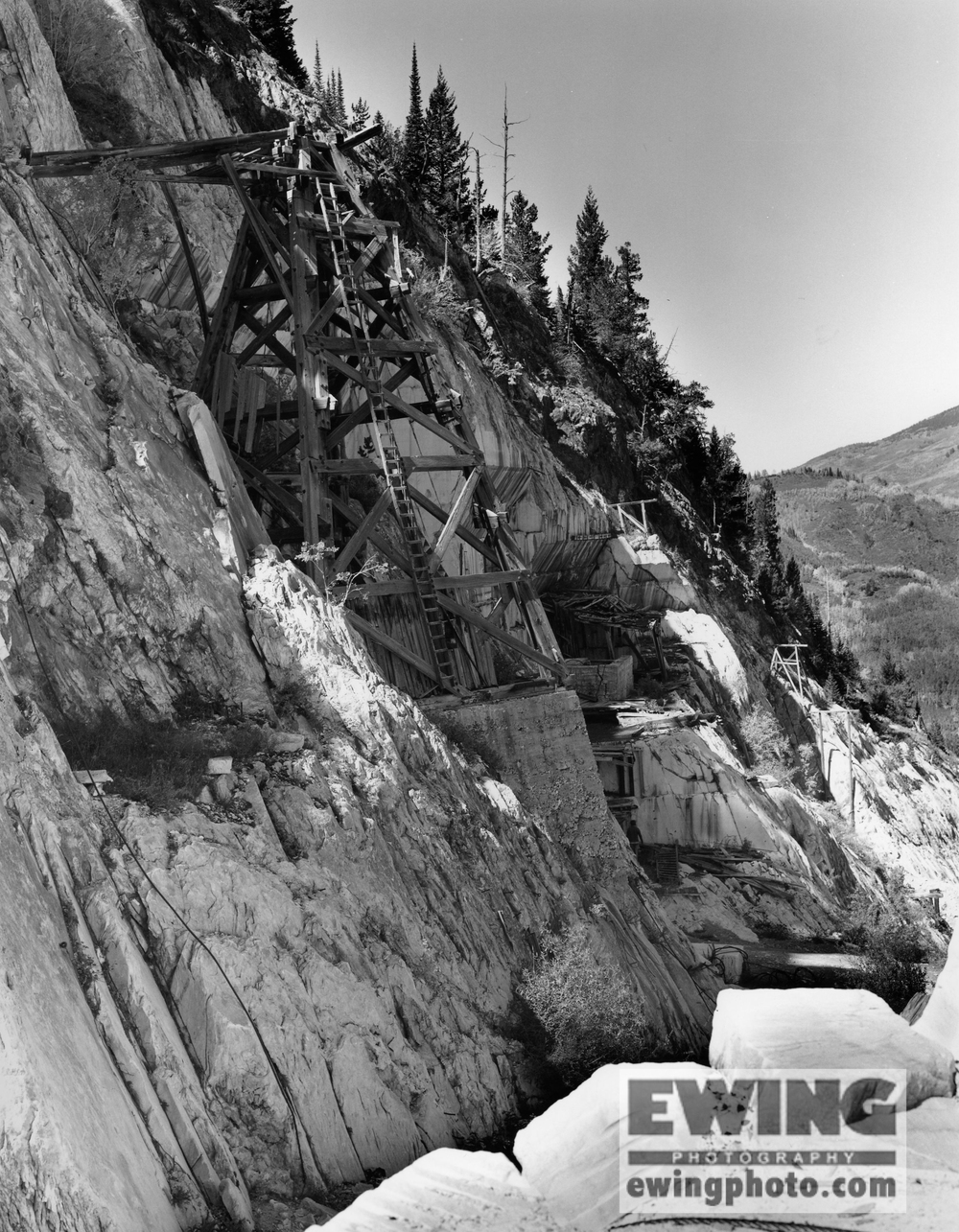 Marble Quarry, Marble Colorado