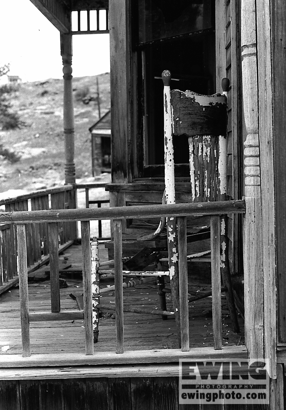 Porch Chair Victor, Colorado