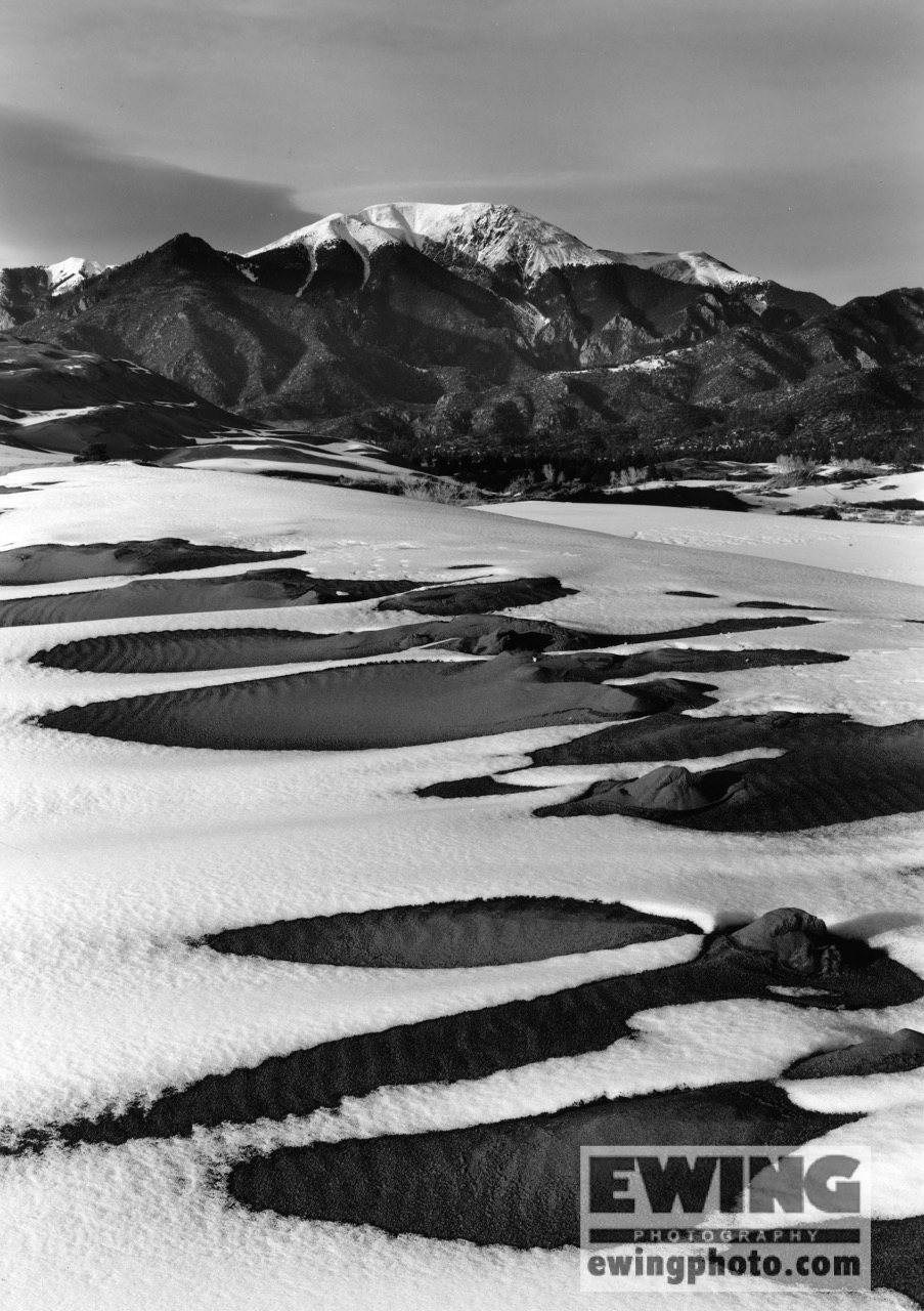 Mount Herard, Great Sand Dunes National Park