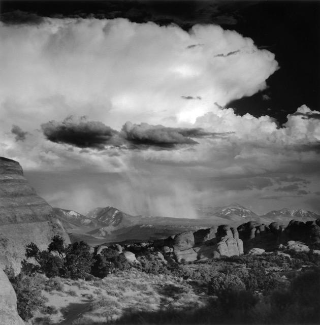 La Sal Mlountains  Moab, UT