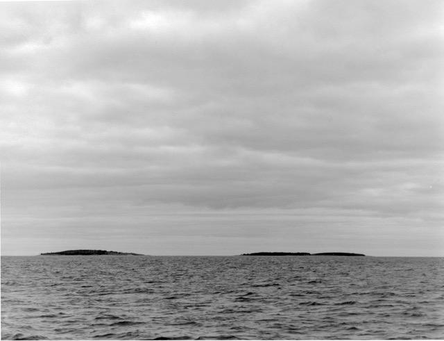 Little Duck Island &  Great Duck Island  Maine