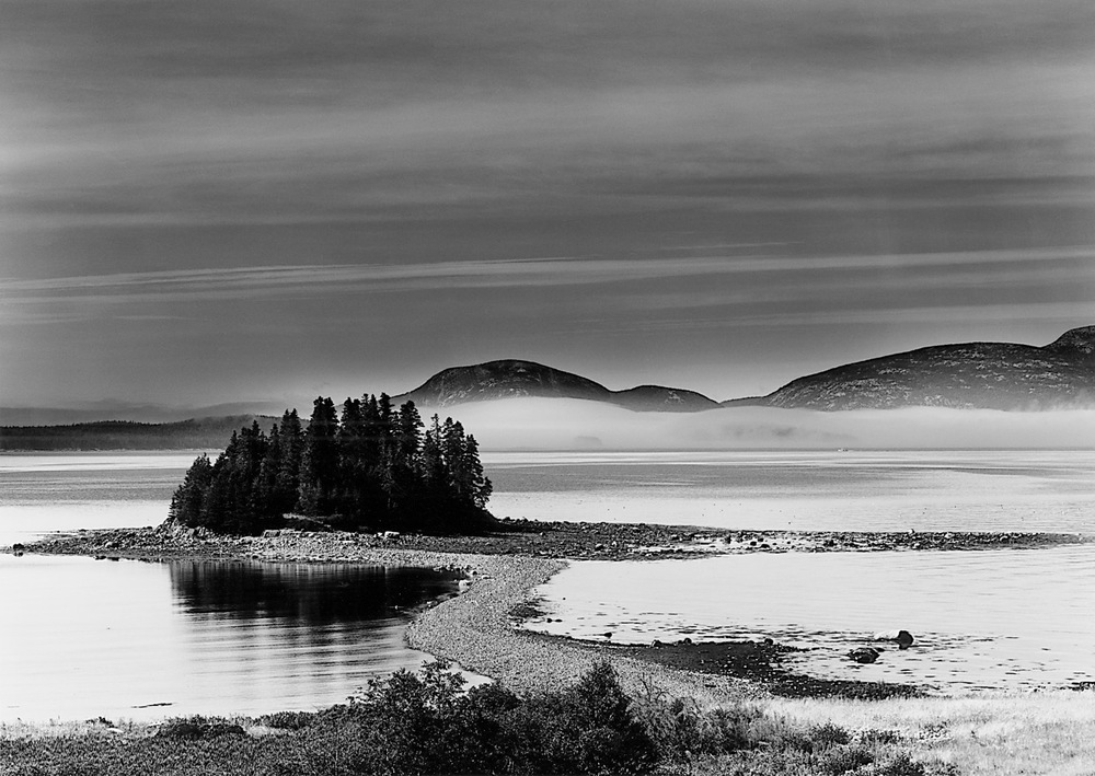 Little Calf Island, Frenchman Bay, Maine