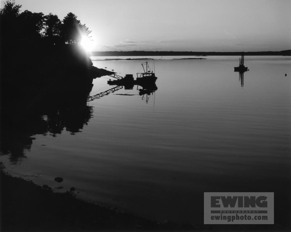 West Cove, Sorrento, Maine
