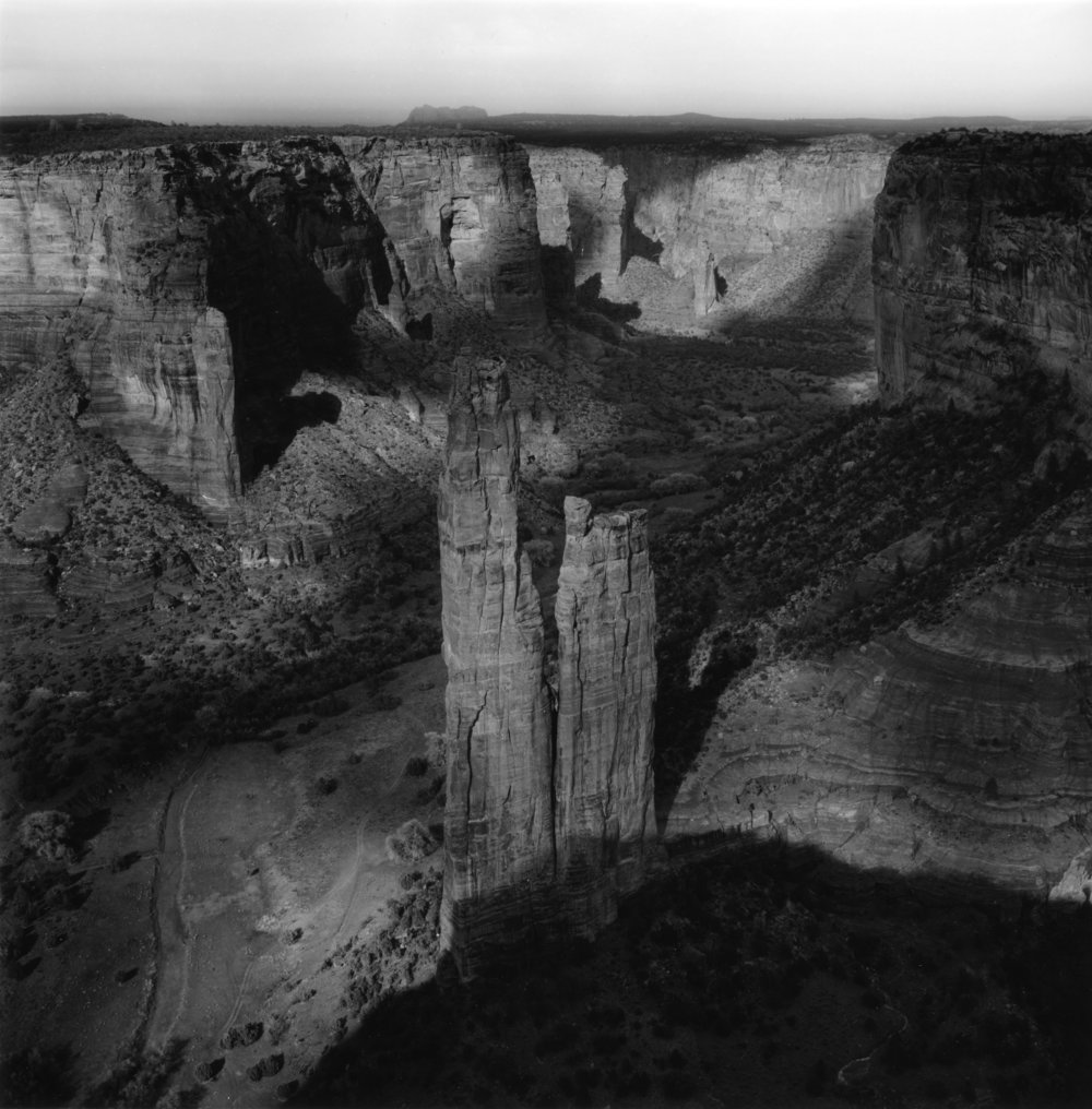 Canyon DeChelly Spider Rock Arizona