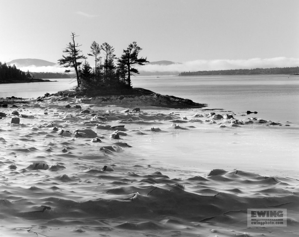 Little Island, Sullivan Harbor, Maine