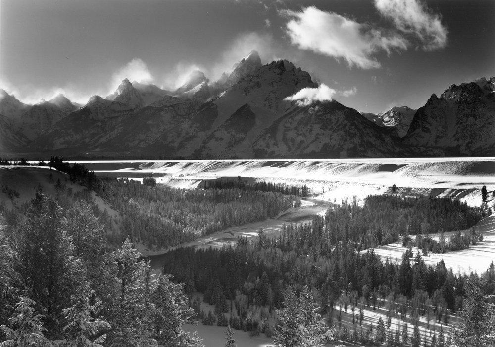 Grand Teton Wyoming