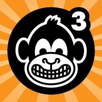 Andy designed the Monkey3 logo!