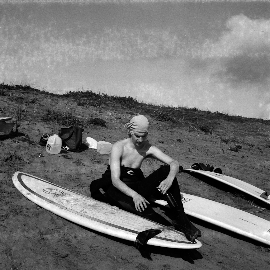 Hey Will Nettke, your a day to late for International Surf Day, yea KOOK!