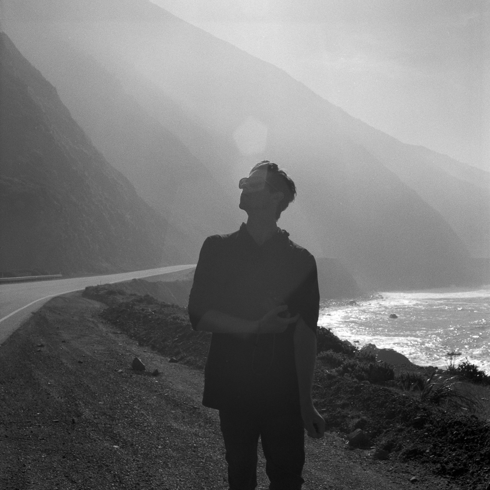 Andrew Sayer  Big Sur, California.  120mm film