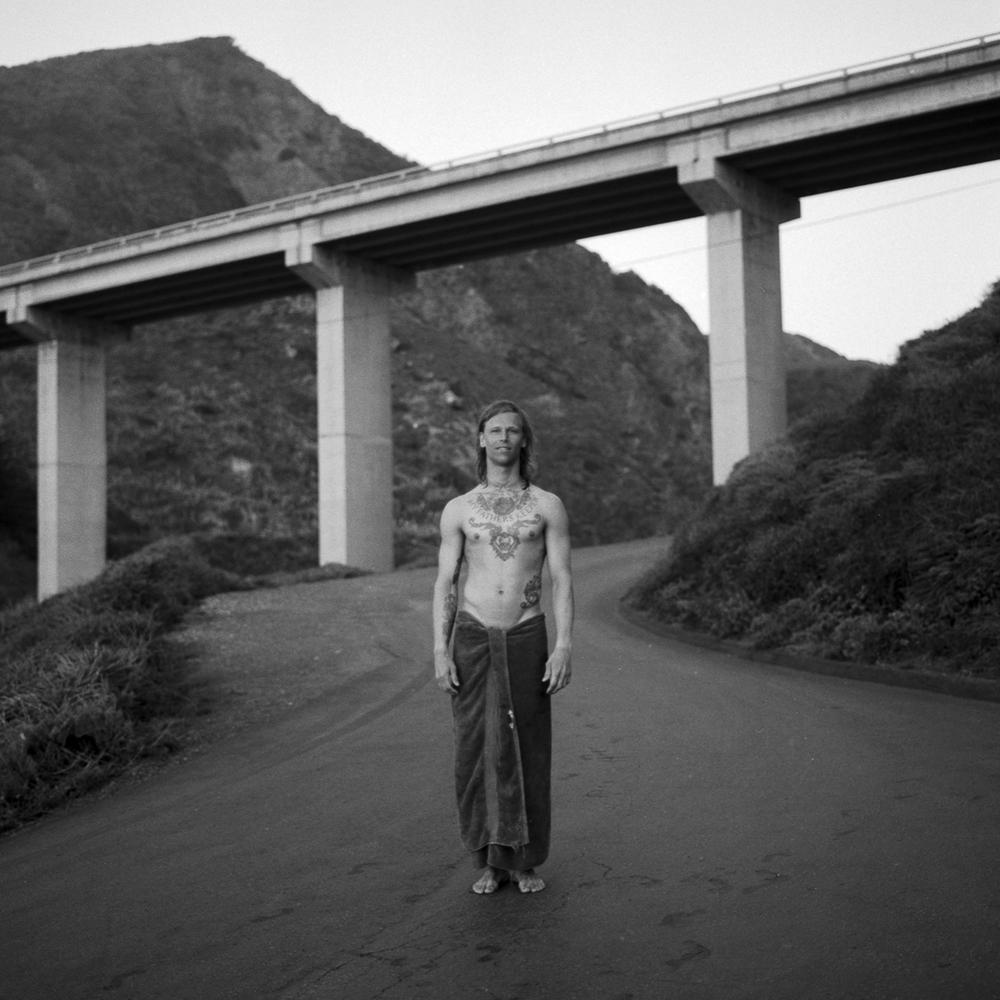 HeiðarLogiElíasson   Big Sur, California.  120mm