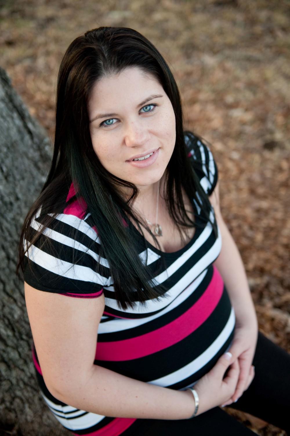 Lynchburg VA maternity photography