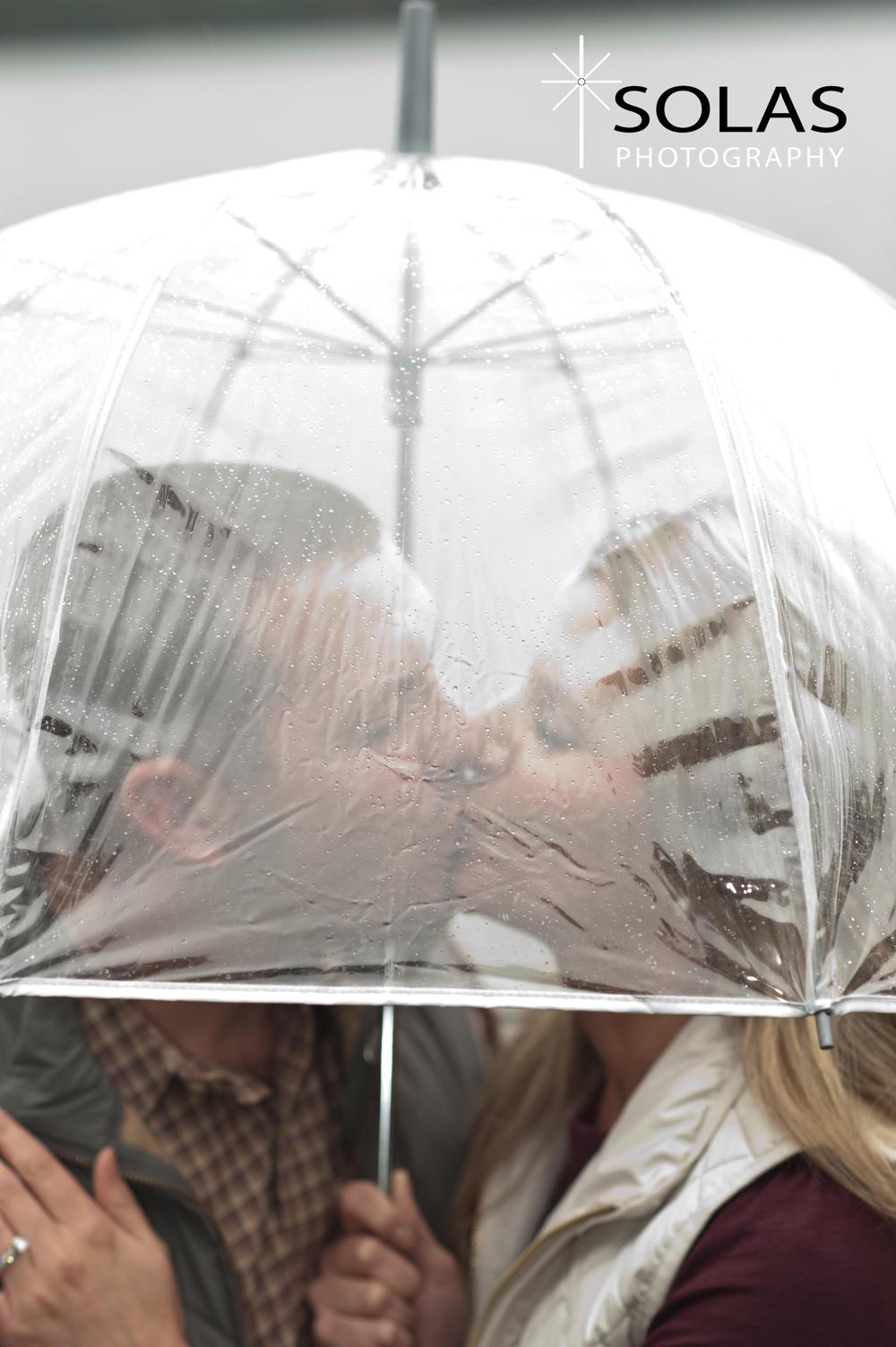 rainy engagement