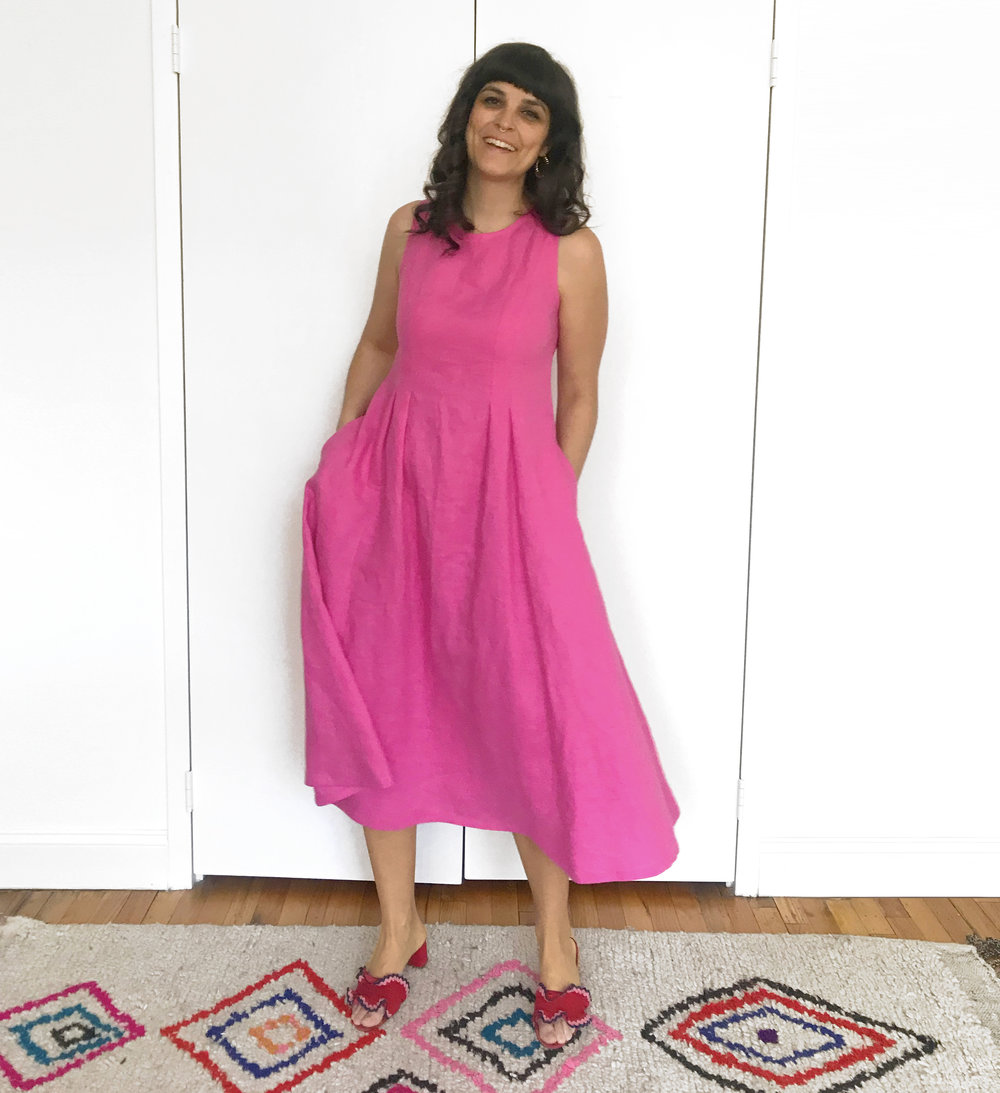 2 swish pink linen dress.jpg