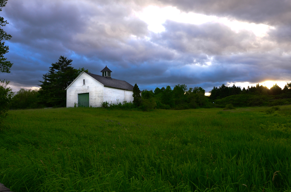 Fort Rock Farm, Exeter, NH, photography by architecture photographer Mike Sears