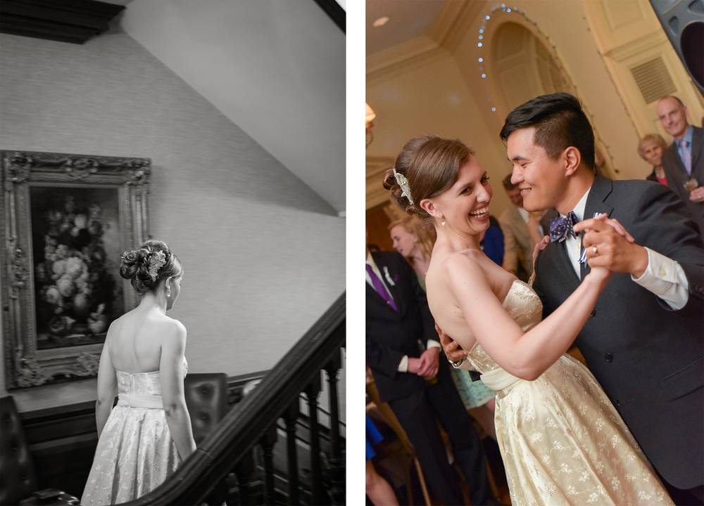 First dance and brie photos at The Exeter Inn in Exeter, NH