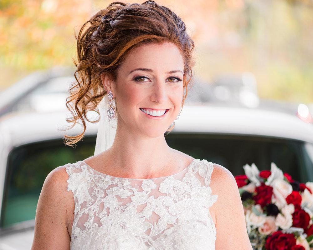 Bridal Portrait, Tewksbury Country Club, Tewksbury, MA